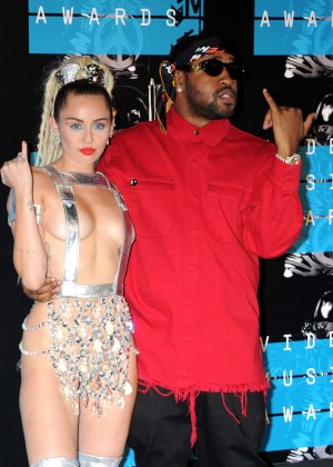Miley Cyrus: 2015 MTV Video Music Awards in Los Angeles [adds]-67